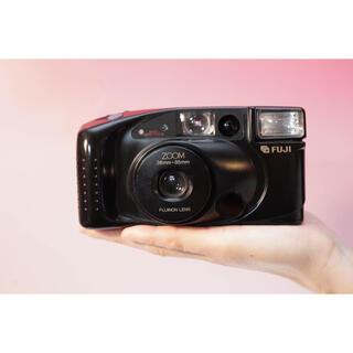 フジフイルム(富士フイルム)の【完動品】コンパクトフィルムカメラ Fuji  zoom Cardia 900(フィルムカメラ)