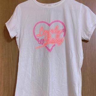 レディー(Rady)のRady トップス(Tシャツ(半袖/袖なし))