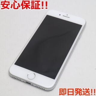 アイフォーン(iPhone)の超美品 SIMフリー iPhone8 256GB シルバー (スマートフォン本体)