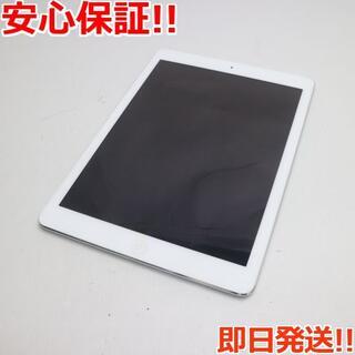 Apple - 新品同様 iPad Air Wi-Fi 32GB シルバー