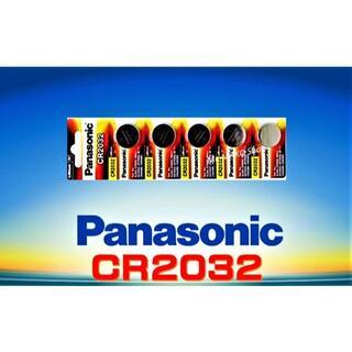 Panasonic CR2032 5個 パナソニック リチウム コイン電池