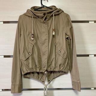 ココディール(COCO DEAL)のCOCO DEAL フード付きジャンバー ジャケット 上着(その他)