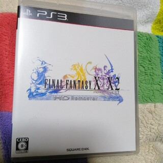 ファイナルファンタジーX/X-2 HD リマスター PS3