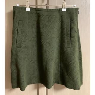セオリー(theory)のtheory スカート サイズ0(ひざ丈スカート)