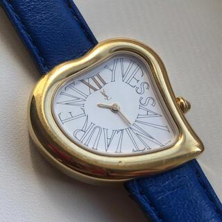サンローラン(Saint Laurent)のイヴ・サンローラン ハート レディース アナログウォッチ(腕時計)