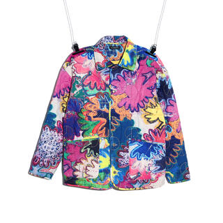 PEACEMINUSONE - PMO QUILTED JACKET #3 MULTI