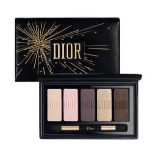 Christian Dior - 限定品 ディオール スパークリング アイ パレット