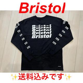 F.C.R.B. - Bristol ブリストル ロゴ ロンT FCRB