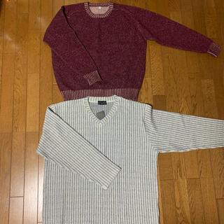 UNIQLO - セーター メンズ 2点セット