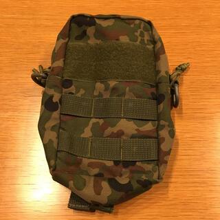 戦人 ユーティリティポーチ 陸上自衛隊 迷彩(個人装備)