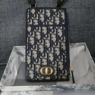 Christian Dior - ディオール 30MONTAIGNE ロングウォレット ショルダ