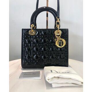 Christian Dior - ディオール Lady Dior レディディオール バッグ