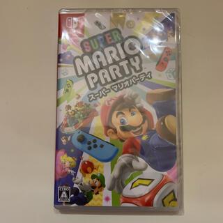 Nintendo Switch - 新品 未開封 スーパー マリオパーティ Switch