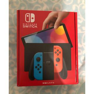 Nintendo Switch - Nintendo Switch 有機ELモデル ネオンブルー ネオンレッド