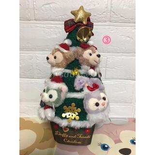 ダッフィー(ダッフィー)のディズニーシー♥ダッフィー&フレンズ🧸ウィンターホリデー クリスマスツリー③♥(その他)