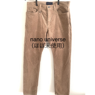nano・universe - ナノユニバース チノパン