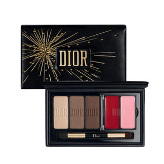 Christian Dior - 限定品 ディオール シグネチャー アイ&リップ パレット