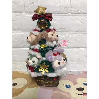 ダッフィー(ダッフィー)のディズニーシー♥ダッフィー&フレンズ🧸ウィンターホリデー クリスマスツリー②♥(その他)