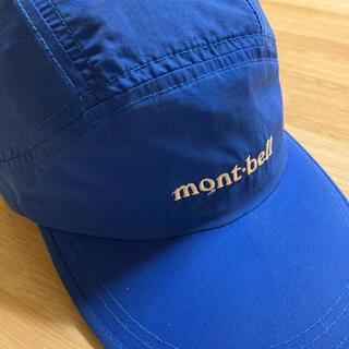 モンベル(mont bell)のmont-bellキャップ kids(帽子)