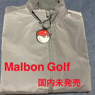 BEAMS - 【新品未使用】MalbonGolfフルジップドライバーズジャケット