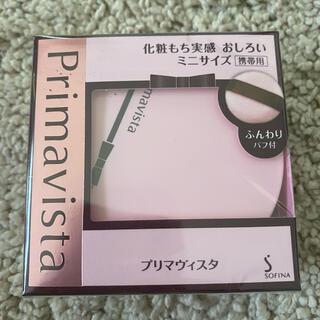 プリマヴィスタ(Primavista)のプリマヴィスタ 化粧もち実感おしろい パフ付 ミニサイズ(4.8g)(フェイスパウダー)
