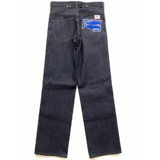 ALLEGE - dairiku 19aw one Wash Denim pants インディゴ