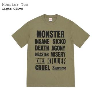シュプリーム Supreme Monster Tee