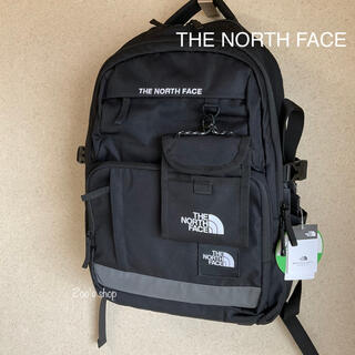 THE NORTH FACE - ノースフェイス バックパック ミニポーチ、バック付属 韓国限定