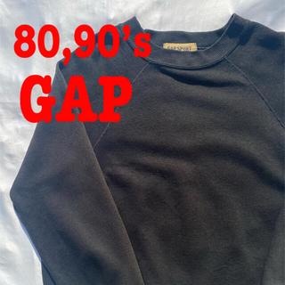 ギャップ(GAP)の80,90s GAP スウェット ギャップ ヴィンテージ ビンテージ 古着(スウェット)