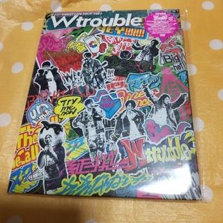 ジャニーズWEST - ジャニーズWEST LIVE TOUR 2020 W trouble(初回盤)