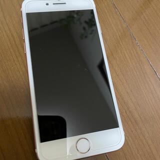 iPhone - IPhone 7 ローズゴールド 32GB SIMフリー