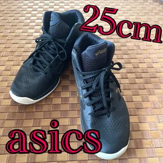 アシックス(asics)のバスケ シューズ キッズ 25  メンズ ジュニア アシックス バッシュ(バスケットボール)