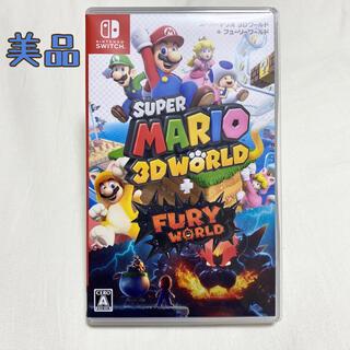 Nintendo Switch - スーパー マリオ 3D ワールド + フューリー ワールド Switch