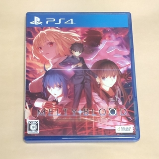 PlayStation4 - PS4 ソフト MELTY BLOOD TYPE LUMINA
