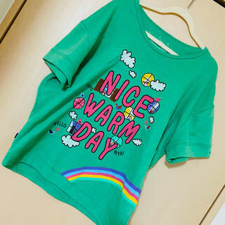 rough - ラフrough トレーナーTシャツ
