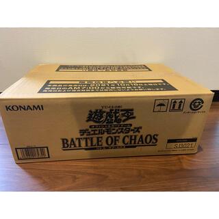 遊戯王 - バトルオブカオス 1カートン