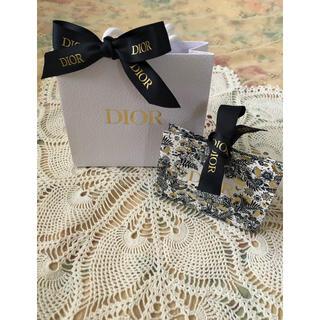 ディオール(Dior)のディオール 紙袋 ショッパー プレゼントボックス リボン(ラッピング/包装)