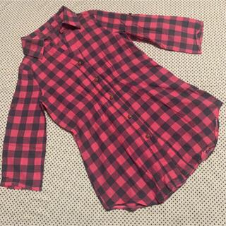 カーム(CALM)のCALM チェックシャツ(シャツ/ブラウス(長袖/七分))