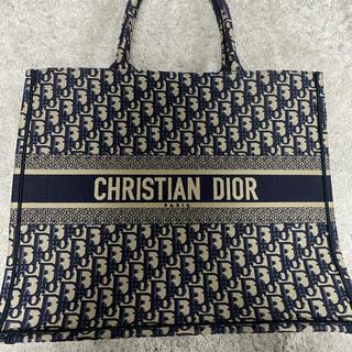 Christian Dior - ディオール ブックトート トートバッグ