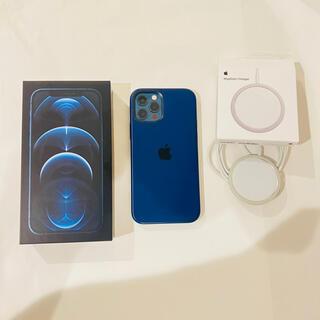 iPhone - iPhone12Pro SIMフリー 128GB ケース MagSafe付き‼️