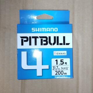 SHIMANO - PITBULL4 1.5号 200m