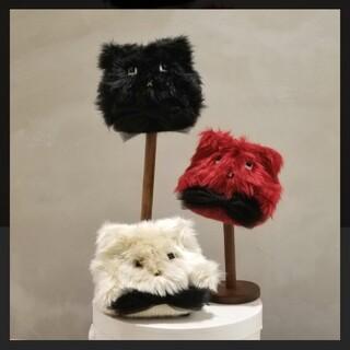 カシラ(CA4LA)のCA4LA レア モンスターファーニット帽(ニット帽/ビーニー)