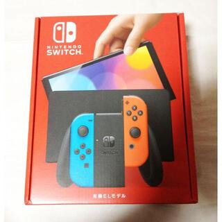 Nintendo Switch - Nintendo Switch 有機ELモデル ネオン 本体 新品 ニンテンドー