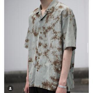 1LDK SELECT - 08sircus  オープンカラーシャツ