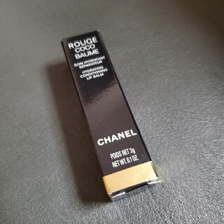 CHANEL - 【新品】CHANEL ROUGE COCO BAUME