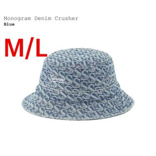 Supreme - supreme  Monogram Denim Crusher M/L