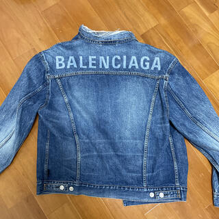 Balenciaga - バレンシアガ BALENCIAGA デニムジャケット