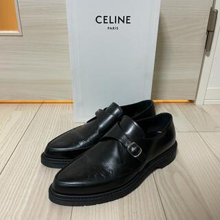 celine - CELINE 19AW エディ レザー クリーパー 40 革靴