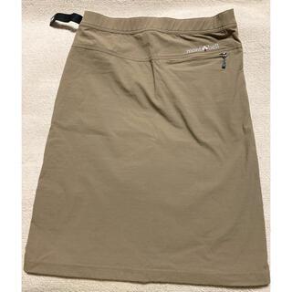 mont bell - mont-bell ラップスカート