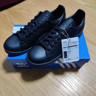 adidas - 【新品未使用】アディダス スタンスミス ブラック 27.5cm FX5499